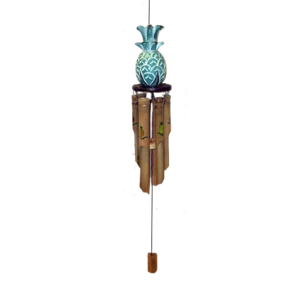 Pineapple Bamboo Chime