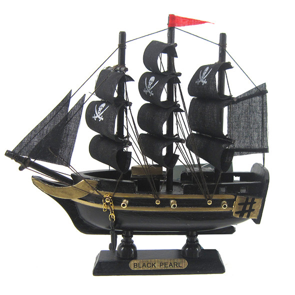 The Black Pearl Pirate Ship