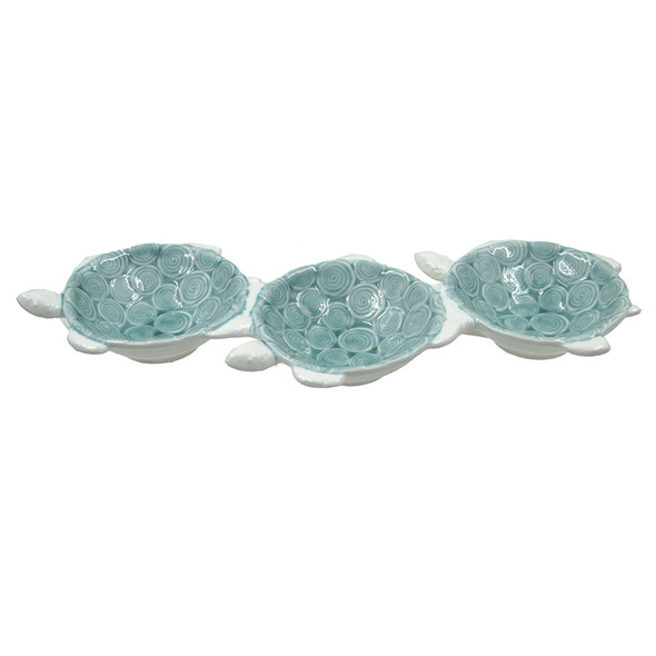 Sea Turtle Trio Plate