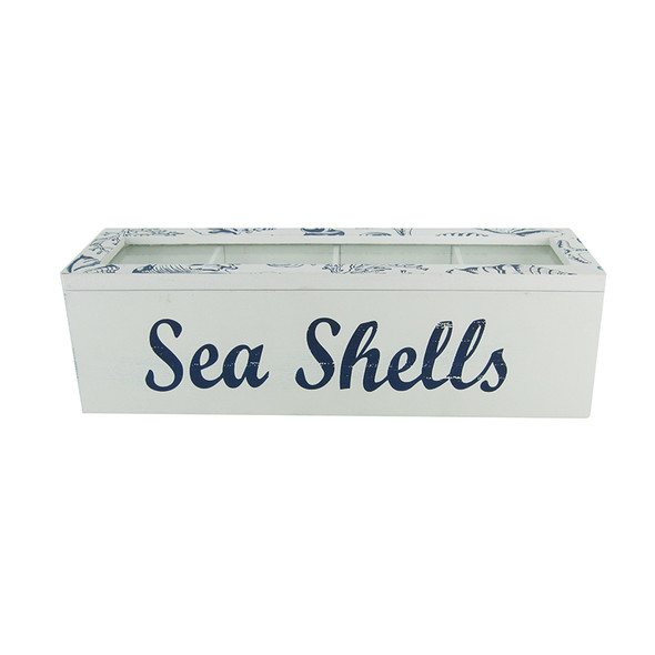 Sea Shell Collection Box
