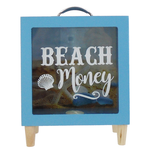 Beach Money Bank