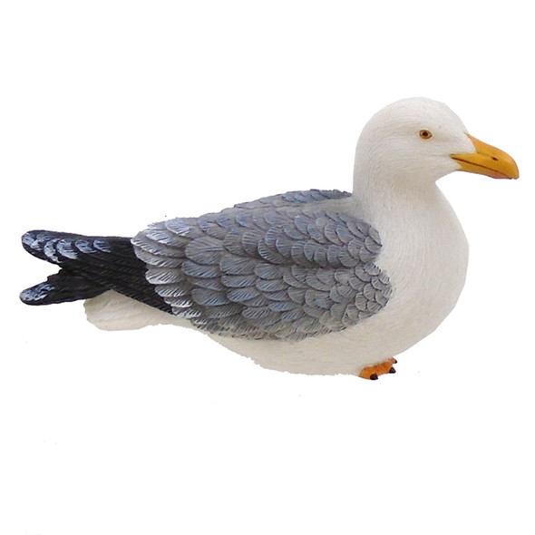 Small Seagull Figure