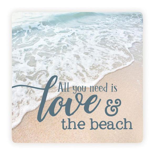 Love  & the Beach Coaster