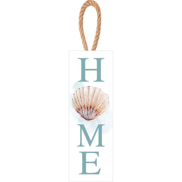 Home Seashell Sign