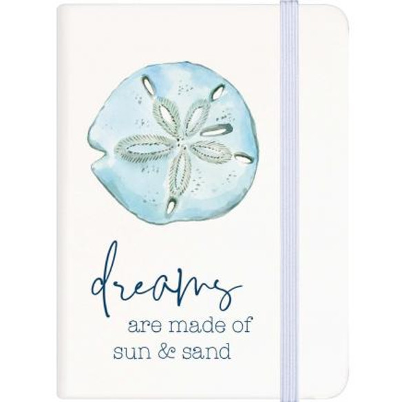 Dreams Are Made of Sun and Sand Notebook