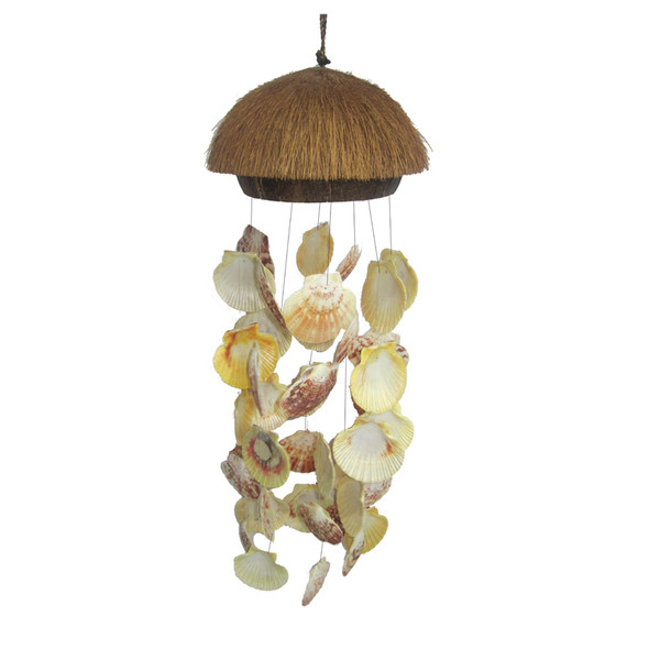 Coco Windchime with Shells
