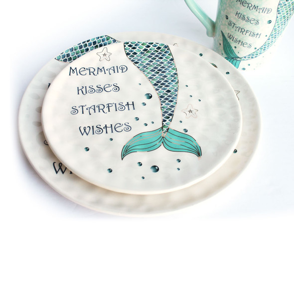 Mermaid Place Setting