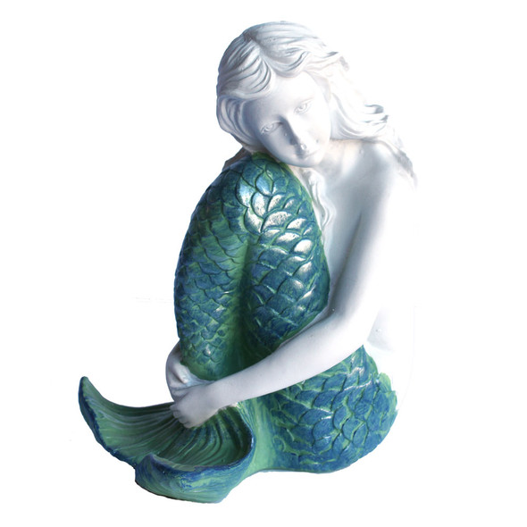 Mermaid Hugging Tail