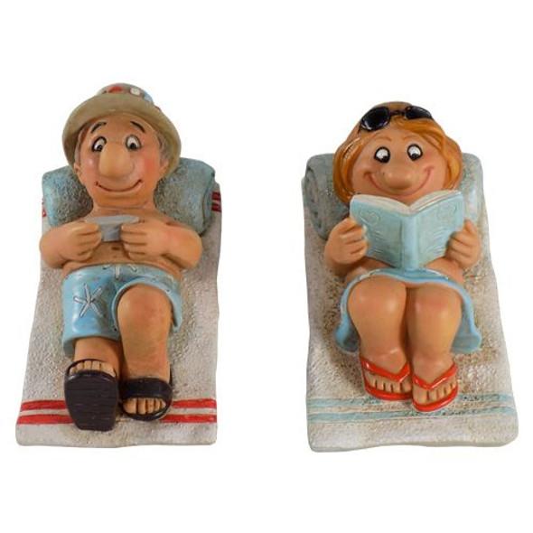 Beach Towel Couple