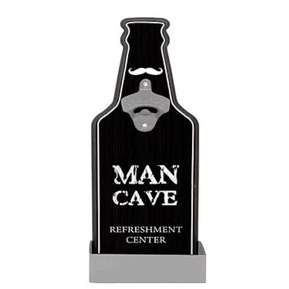 Man Cave Refreshment Center