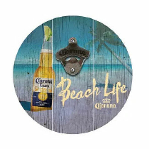 Corona Beach Life Bottle Opener