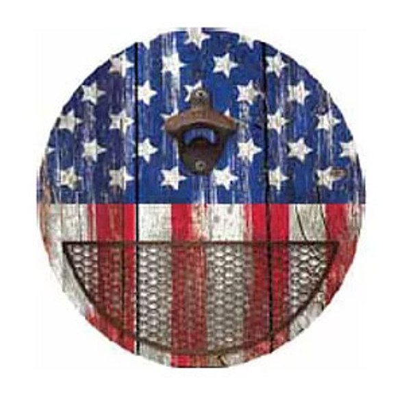 American Flag Cap Catcher