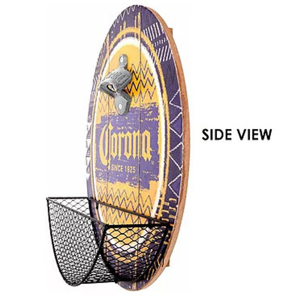 Corona Cap Catcher