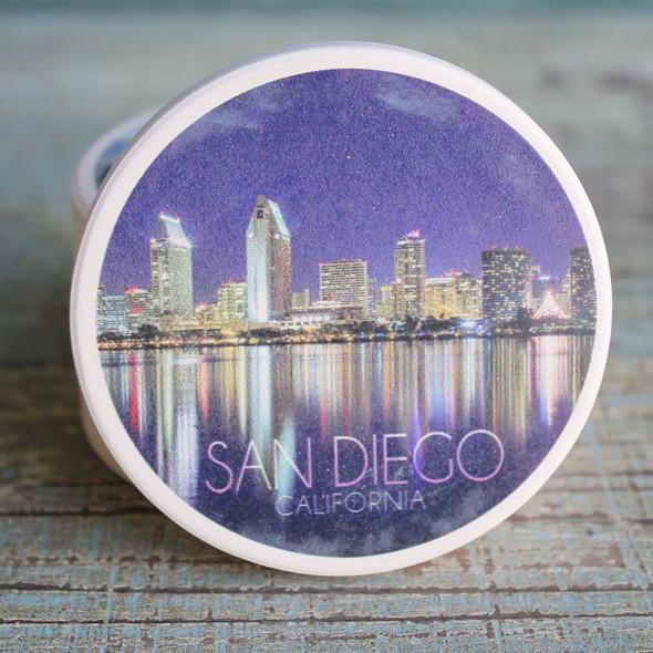 San Diego City Lights Car Coaster