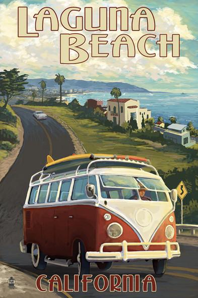 Laguna Beach Cruise Car Coaster