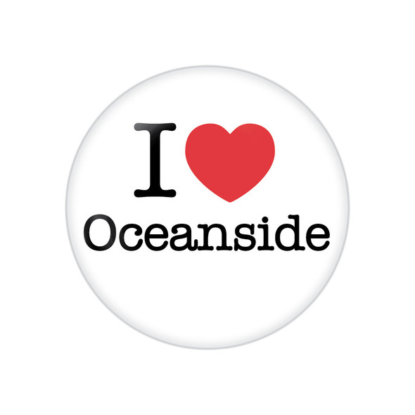 I Heart Oceanside