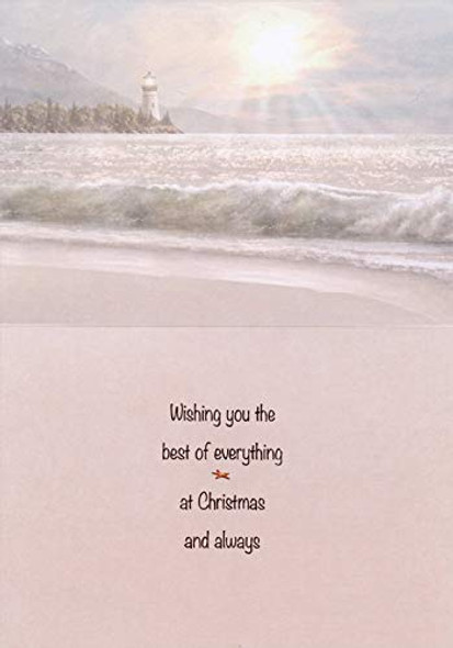 Wishing you the best of everything at Christmas and always.