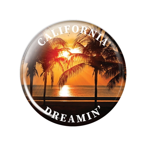 California Dreamin' Magnet