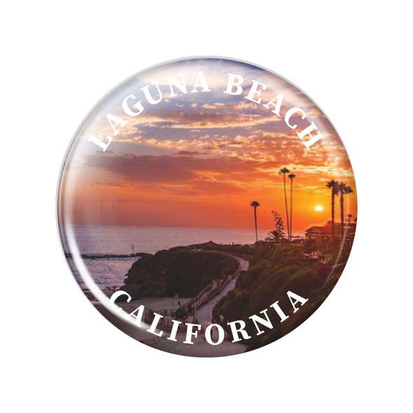 Laguna Beach Sunset Magnet