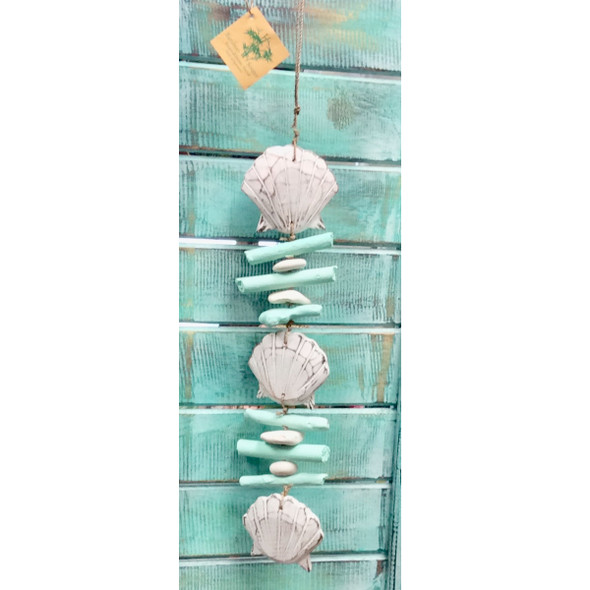 Scallop Driftwood Strand