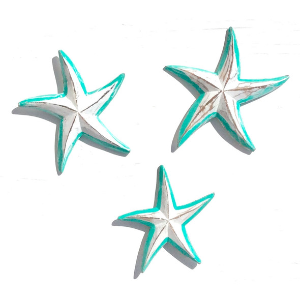 Aqua Starfish Set