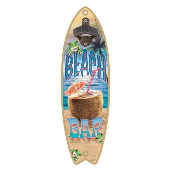 Beach Bar Bottle Opener