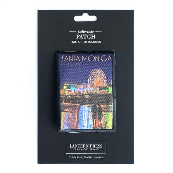 Santa Monica Pier Patch