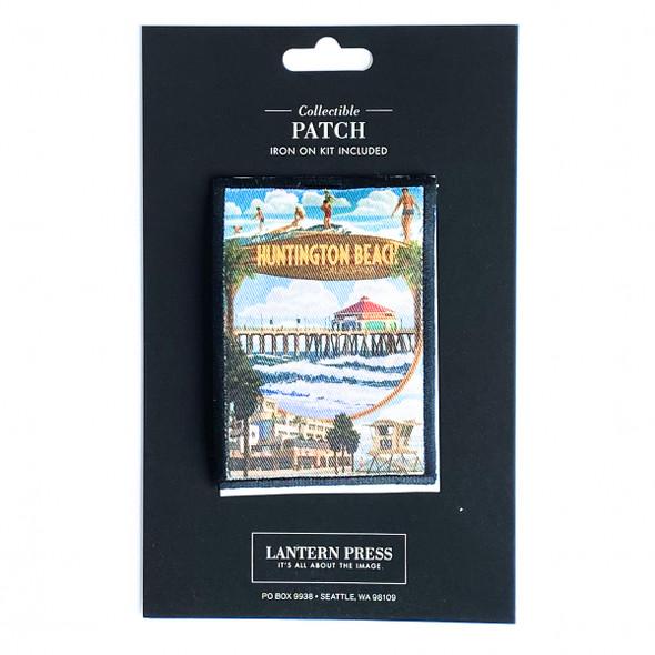 Huntington Beach Montage Patch