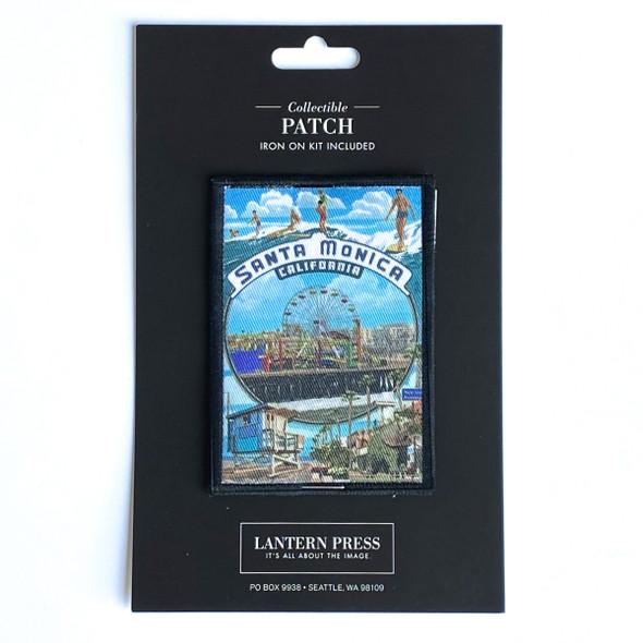 Santa Monica Montage Patch