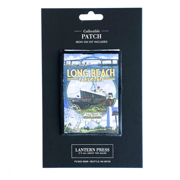 Long Beach Montage Patch