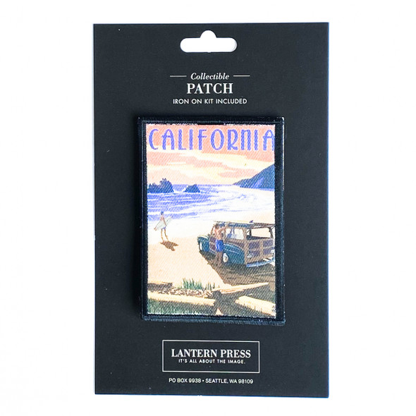 California Woody Patch
