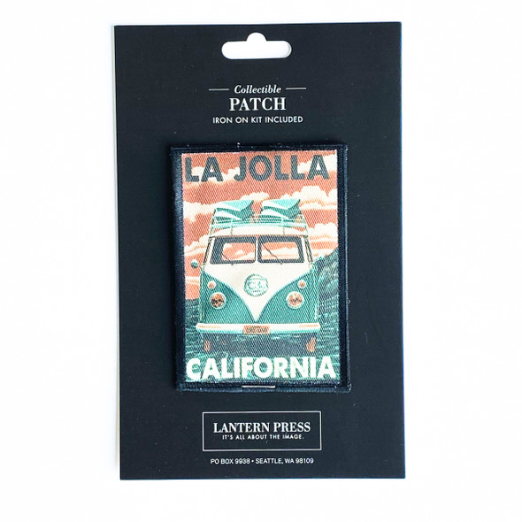La Jolla VW Van Patch