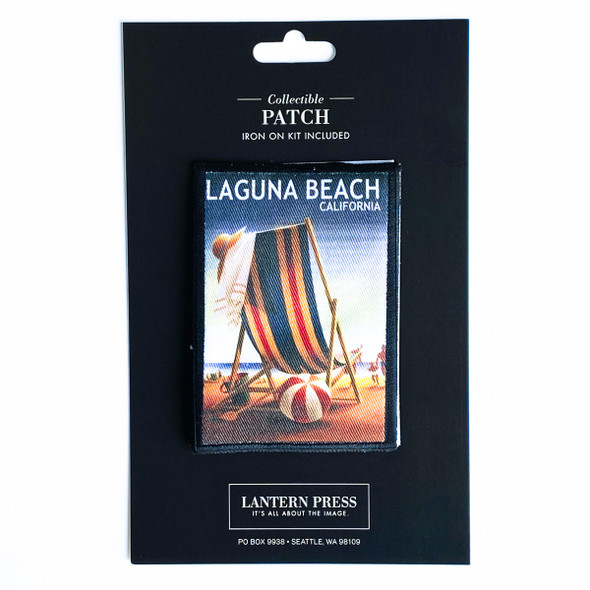 Laguna Beach Chair & Ball Patch