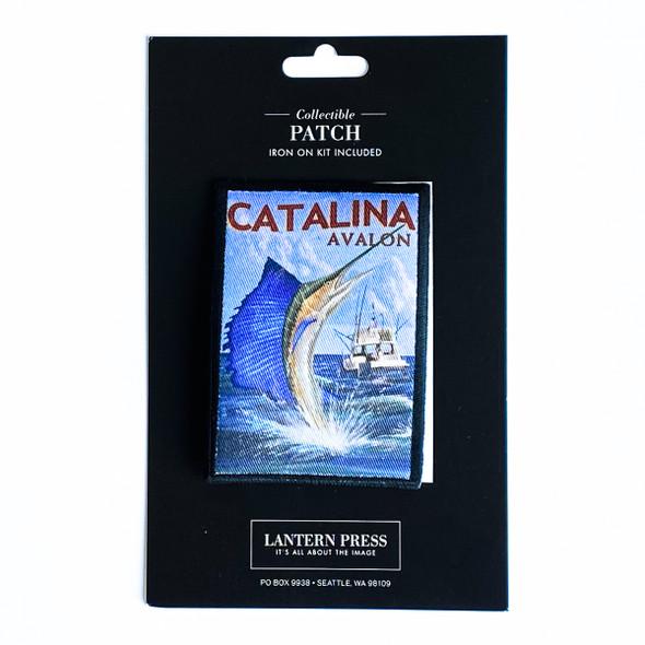 Catalina Sailfish Patch