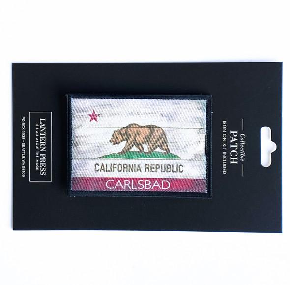 Carlsbad California Republic Patch