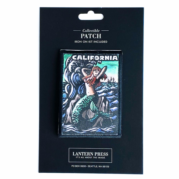 California Mermaid Patch