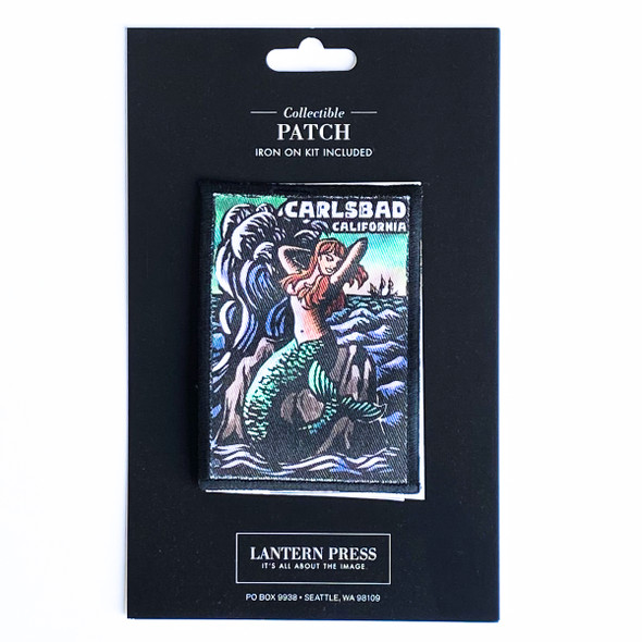 Carlsbad Mermaid Patch