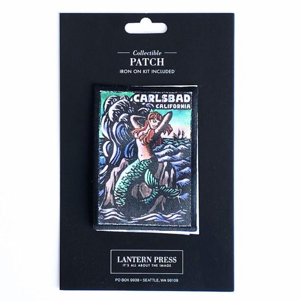 Carlsbad Mermaid Patch