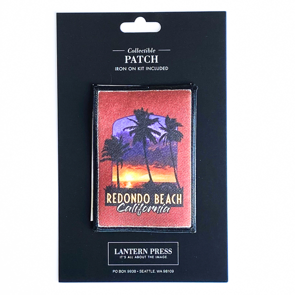 Redondo Beach Palms & Sunset Patch