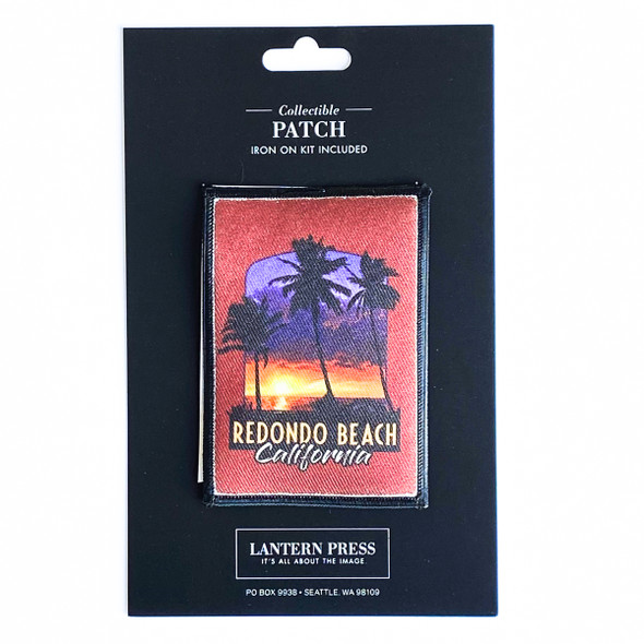 Redondo Beach Palms & Sunset Patch