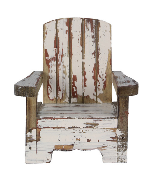 Wood Chair Decor