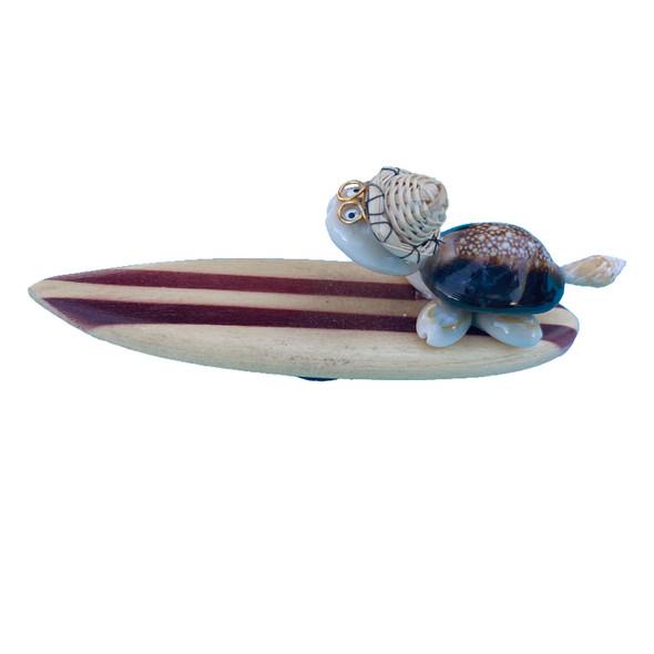 Surfin' Turtle Magnet