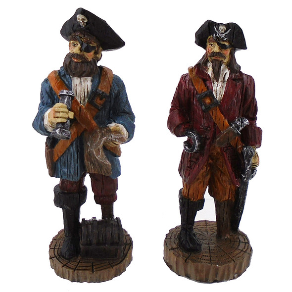 Pirate Statues