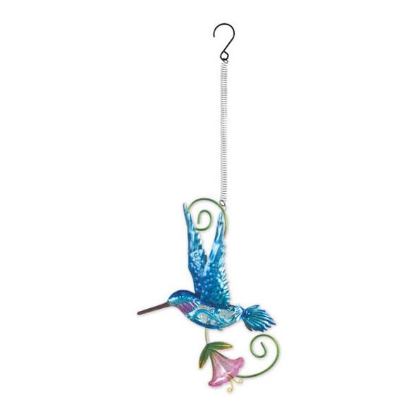 Blue Hummingbird Bouncy