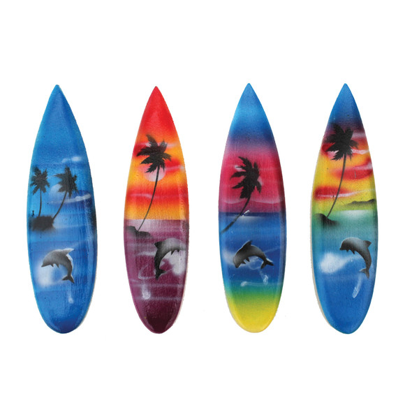 "4"" Color Craft Surfboards"