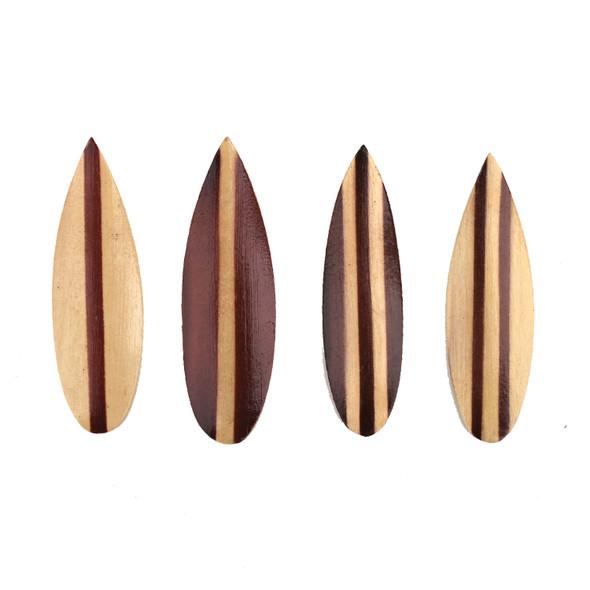 Mini Wood Craft Surfboards