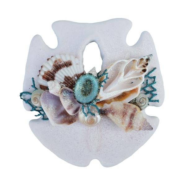 Turquoise Sea Fan Magnet