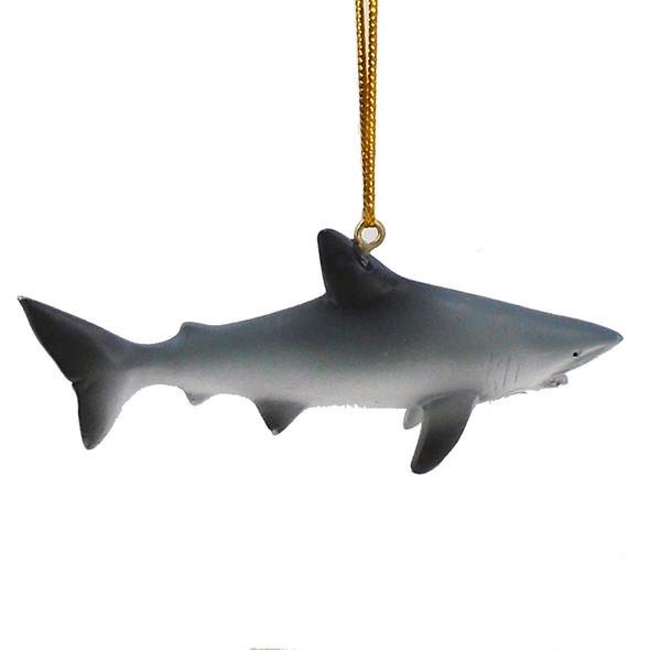 Gray Shark ornament