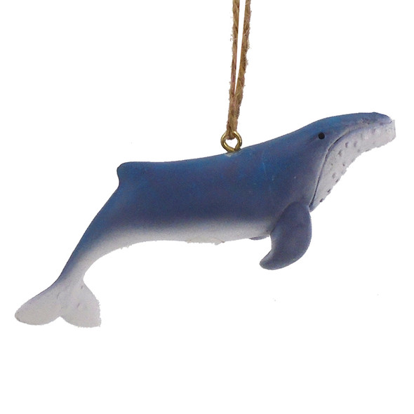 Humpback Whale Ornament