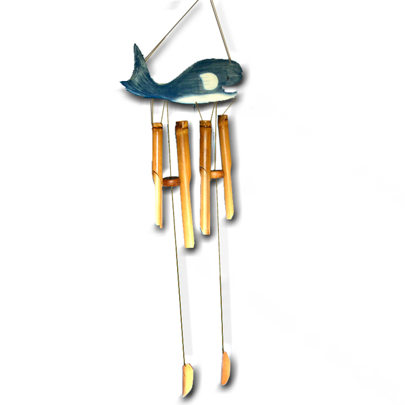 Whale Wind Chime